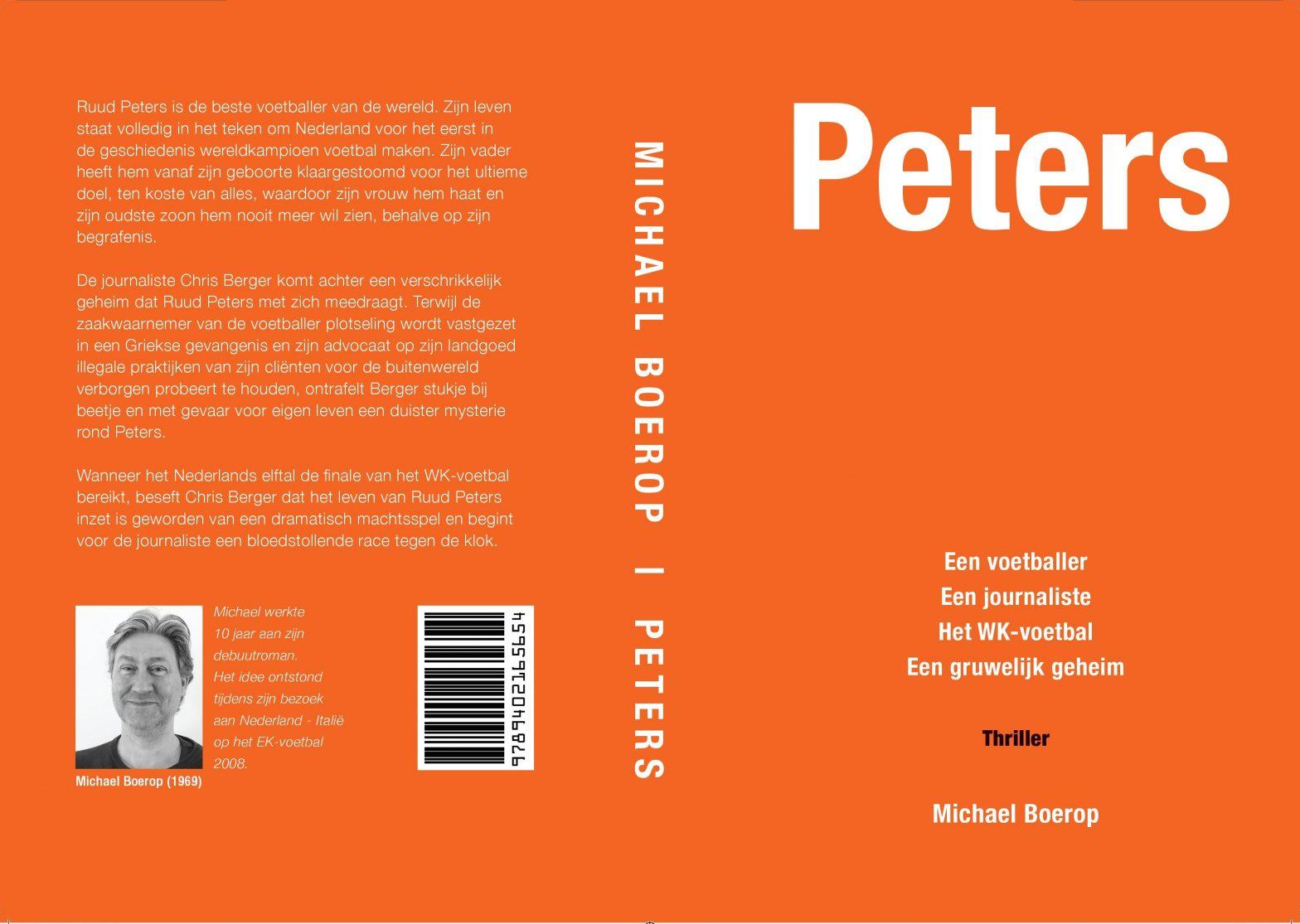 Voetbalthriller Peters Michael Boerop