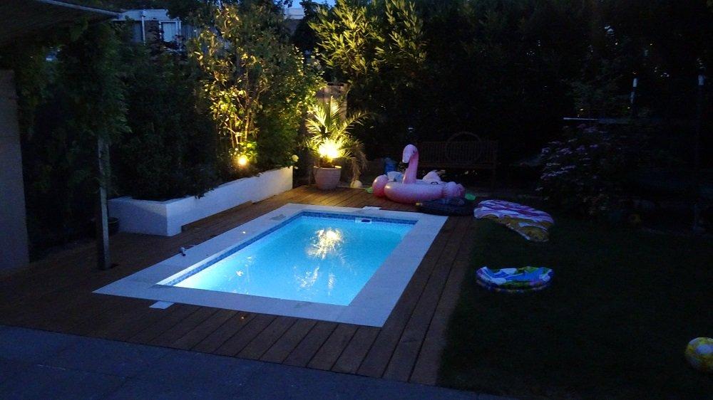 Zwembad-bouwen klusvrouw Nicole Prins